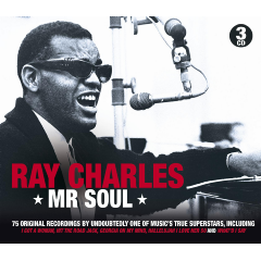 Charles, Ray - Mr.Soul (CD)