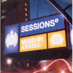 Ministry Of Sound - Sessions - Mixed By Axwell (CD)