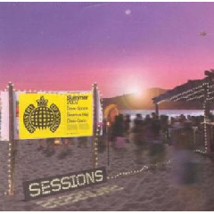 Ministry Of Sound - Sessions - Summer 2007 (CD)