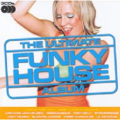 Ultimate Funky House Album - Various Artists (CD)