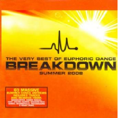 Ministry Of Sound - Very Best Of Euphoric Dance Breakdown Summer 2008 (CD)