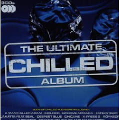 Ultimate Chilled Album - Various Artists (CD)
