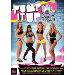 Ministry Of Sound - Pump It Up - Move It, Lose It (DVD)