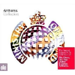 Ministry Of Sound - Anthems Collection (CD)