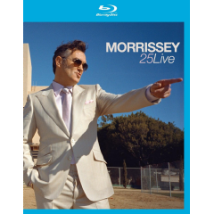 Morrissey - 25: Live (Blu-Ray)