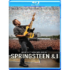 Documentary - Springsteen & I (Blu-Ray)