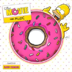Soundtrack - Simpsons Movie - The Music (CD)