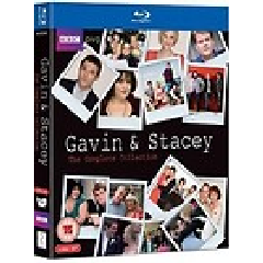 Gavin and Stacey - Series 3 - (Import Blu-ray Disc)