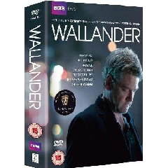 Wallander - Series 1 & 2 - (Import Blu-ray Disc)