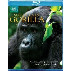 Mountain Gorillas - (Import Blu-Ray Disc)