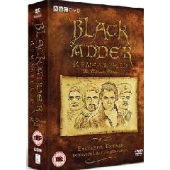 Blackadder: Remastered - The Ultimate Edition (DVD)