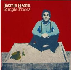 Joshua Radin - Simple Times (CD)