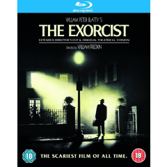 The Exorcist - The Version You've Never Seen - (Import Blu-ray Disc)