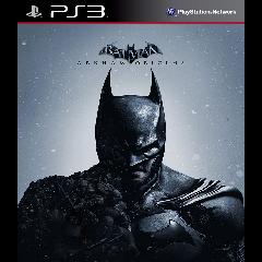 Batman: Arkham Origins (PS3)