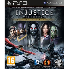 Injustice: Gods Among Us GOTY Ultimate Edition (PS3)
