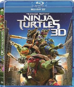 Teenage Mutant Ninja Turtles Movie (3D Blu-ray)
