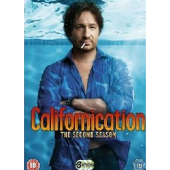 Californication Season 2 (DVD)