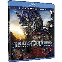 Transformers: Revenge of the Fallen (2009) (Blu-ray)