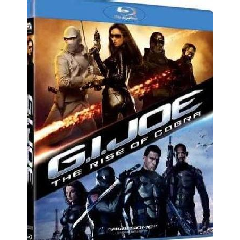 G.I. Joe: The Rise of Cobra (2009) (Blu-ray)