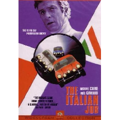 The Italian Job (1969)(DVD)