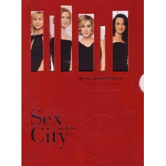 Sex and the City - Season 5 - (DVD)