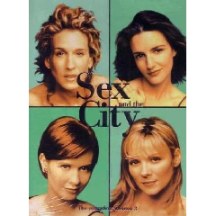 Sex and the City - Season 3 (3 Disc Set) - (DVD)