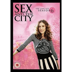 Sex and the City Season 6 (DVD)