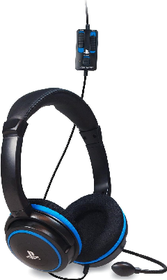 4Gamers Premium Stereo Gaming HeadSet (PS3)