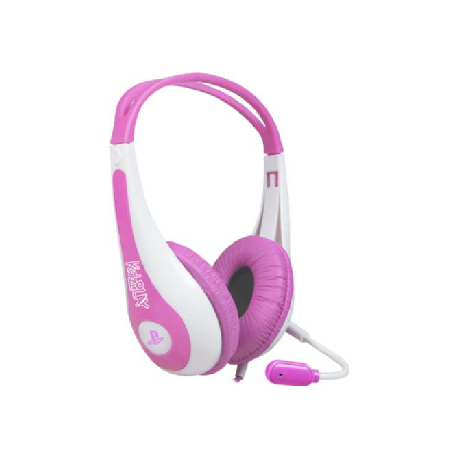a5186373eda KidzPLAY Stereo Gaming HeadSet - Pink (PS3)   Buy Online in South ...