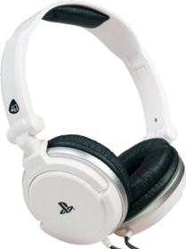 4Gamers Playstation 4 Dual Format HeadSet - White