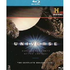 The Universe - The Complete Season 3 (Blu-ray)