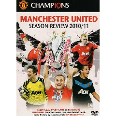 Man Utd Season Review 2010/11 (DVD)