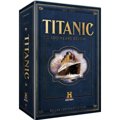 Titanic 100 Years Below - Megapack (DVD)
