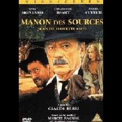 Manon Des Sources (Import DVD)