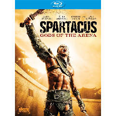 Spartacus: Gods Of The Arena Blu-ray