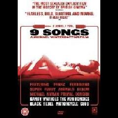 9 Songs (Import DVD)