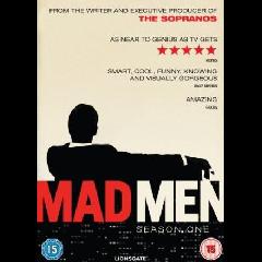 Mad Men: Season 1 - (Import DVD)