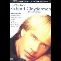 Richard Clayderman - The Very Best Of - Live In Co (DVD)