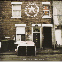 White Light Parade - House Of Commons (CD)