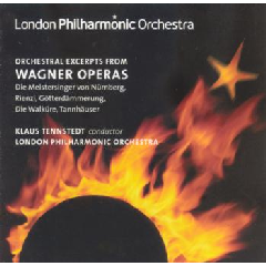 London Philharmonic Orchestra - Orchestral Excerpts (CD)