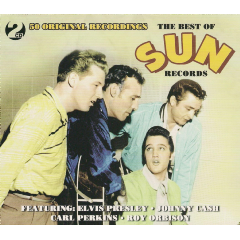Various Artists - The Best Of Sun Records 2Cd