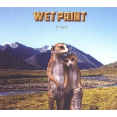 Wet Paint - It Rots (CD)