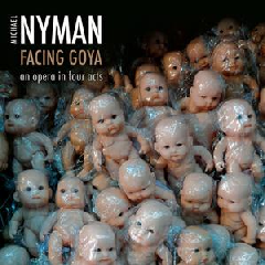 Nyman: Facing Goya - Facing Goya (CD)