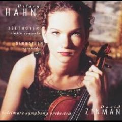 Hilary Hahn - Violin Concerto / Serenade (CD)