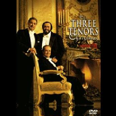 Luciano Pavarotti - Three Tenors Christmas (DVD)