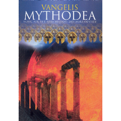 Mythodea - Music for Nasa Mission 2001 Mars Odysse - (Australian Import DVD)