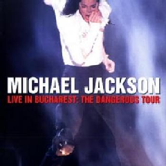 Live in Bucharest: the Dangerous Tour - (DVD)