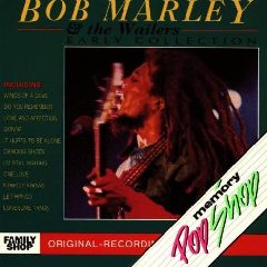 Marley Bob & The Wailers - Early Collection (CD)