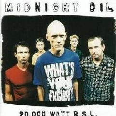 Midnight Oil - Collection: 20000 Watt Rsl (CD)
