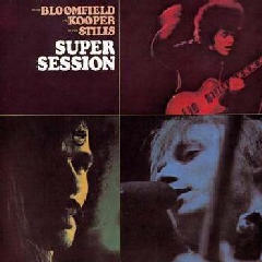 Mike Bloomfield - Super Session (CD)